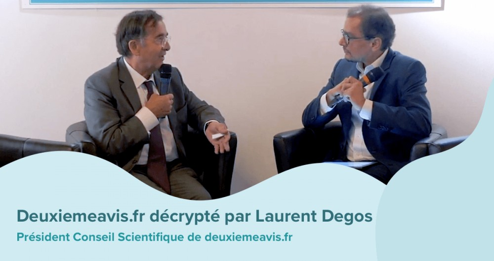 interview laurent degos