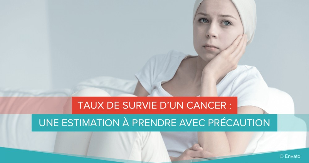 Estimation chances de survie cancer
