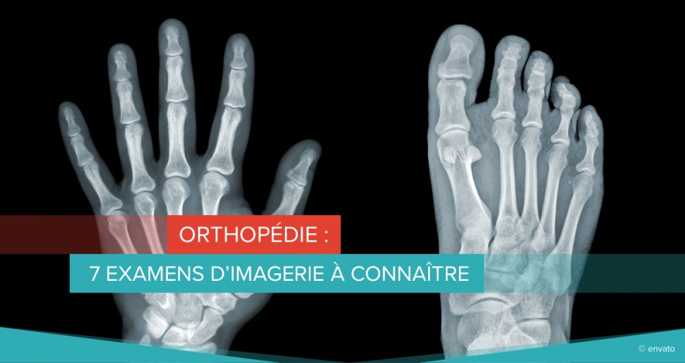 orthopedie examens d'imagerie