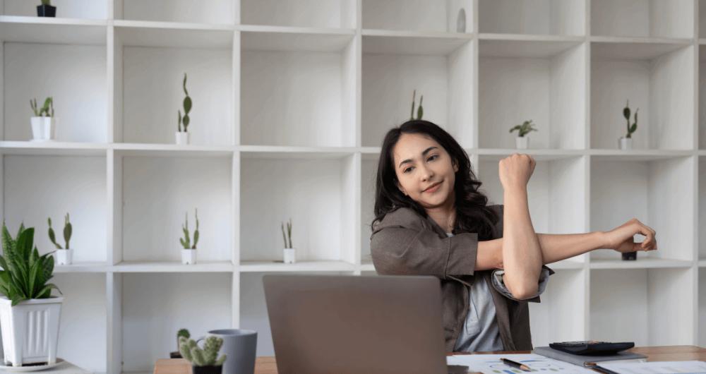 Comment adapter son poste de travail à son problème orthopédique ?