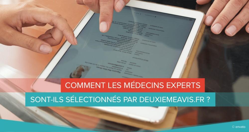 médecins experts sélection deuxiemeavis.fr