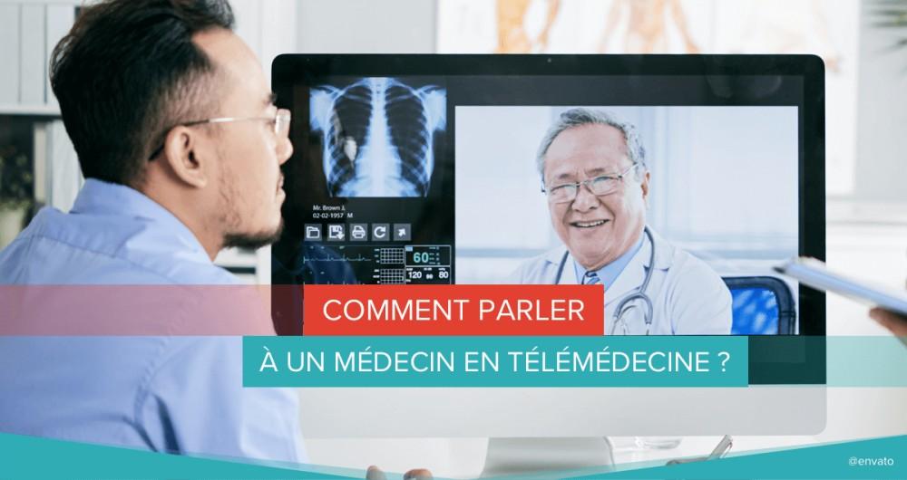 medecin digital dialogue parler telemedecine