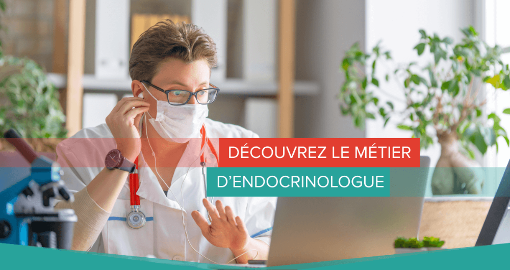 métier d'endocrinologue