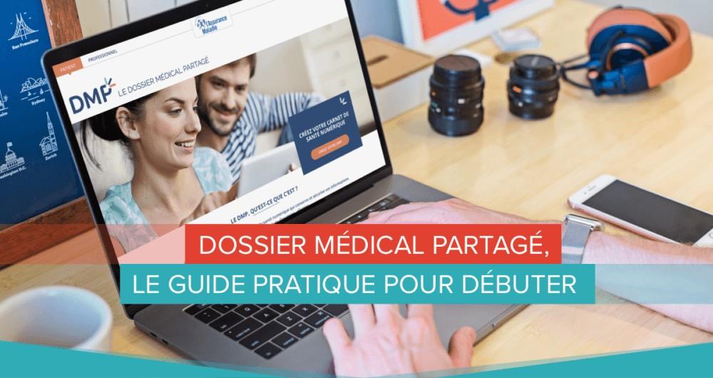 dossier médical partagé guide