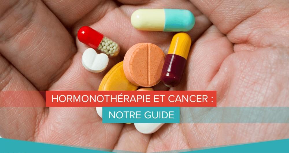 hormonothérapie et cancer