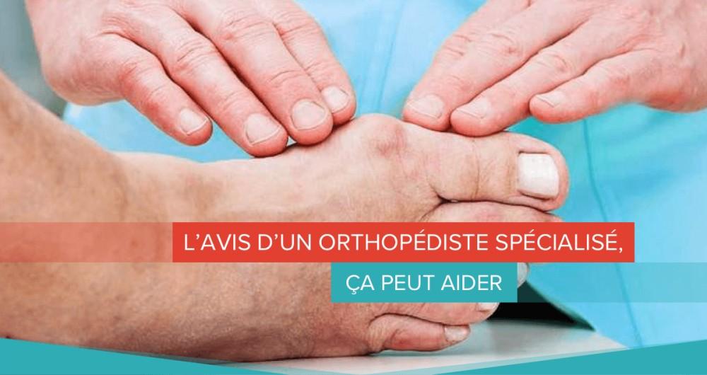 avis orthopediste specialise