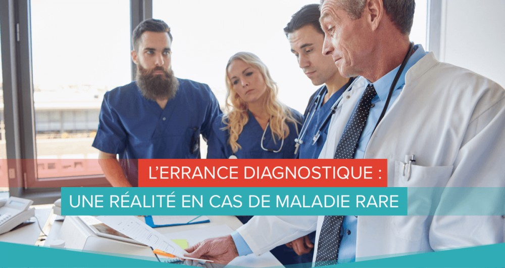 errance diagnostique maladie rare
