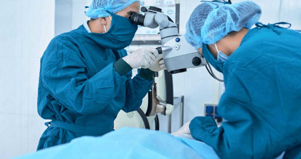 Les complications d'une chirurgie