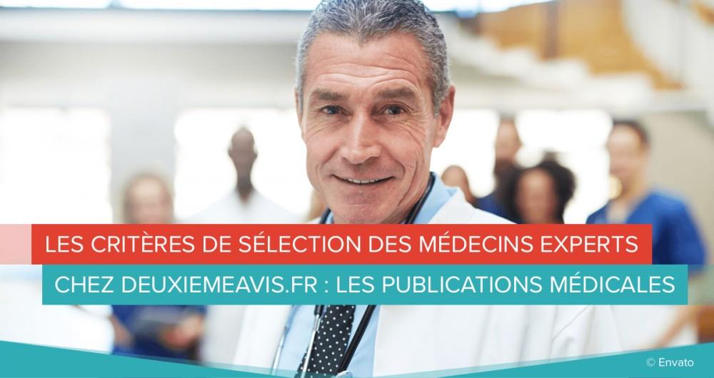 critères de sélection médecins deuxiemeavis.fr