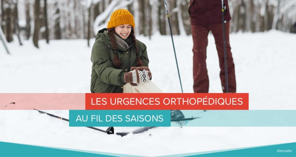 urgences orthopédique saison