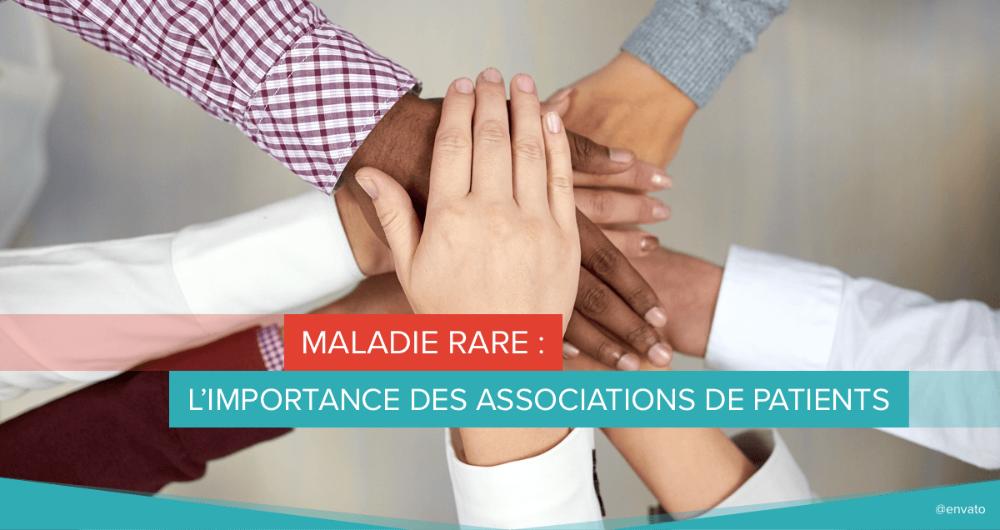 Maladie rare : l'importance des associations de patients