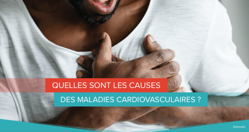 causes maladies cardiovasculaires