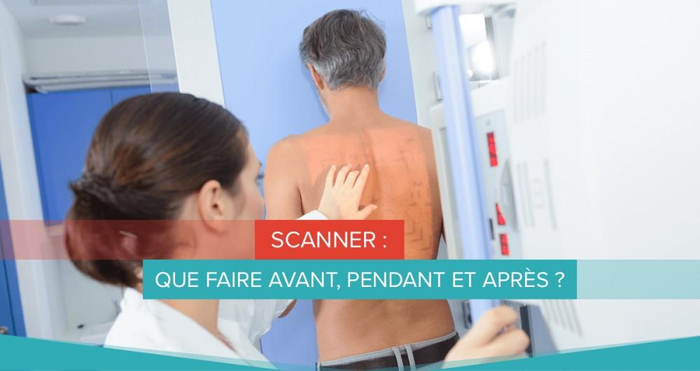 scanner examen
