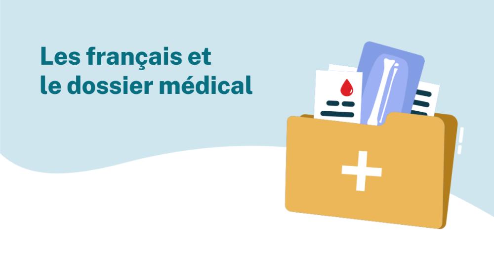 les français et le dossier médical